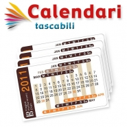 CALENDARI TASCABILE